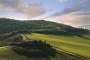 A gorgeous view of the Chianti region near Castellina in Chianti