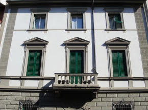 "External View 2Masaccio 1"" apartment Florence"